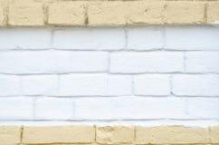 Antieke baksteen, geweven achtergrond Royalty-vrije Stock Fotografie