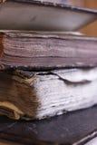 Antieke boeken royalty-vrije stock fotografie
