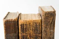 Antieke Boeken Stock Afbeelding