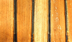 Antieke boekenachtergrond stock fotografie