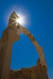 Antieke Boog, Ephesus, Turkije Stock Afbeeldingen