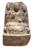 Antieke Buddhas Royalty-vrije Stock Afbeeldingen