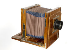 Antieke Camera Royalty-vrije Stock Foto's