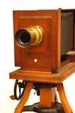 Antieke Camera Royalty-vrije Stock Afbeeldingen