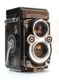 Antieke camera Stock Foto