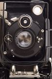 Antieke camera royalty-vrije stock afbeelding