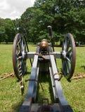 Antieke canon Stock Afbeelding