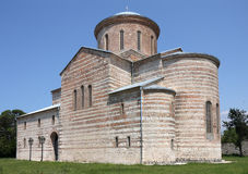 Antieke Christelijke kerk Royalty-vrije Stock Foto