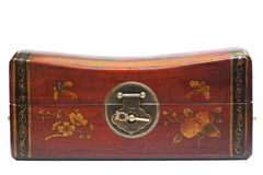 Antieke dooskast Stock Foto