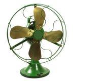 Antieke elektrische ventilator Stock Foto's