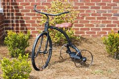 Antieke fiets Royalty-vrije Stock Fotografie