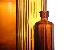 Antieke flessen Royalty-vrije Stock Afbeelding