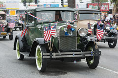 Antieke Ford-voertuigen Royalty-vrije Stock Afbeeldingen