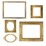 Antieke frames Royalty-vrije Stock Foto