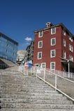 Antieke gebouwen stock fotografie