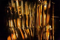 Antieke geweren Royalty-vrije Stock Fotografie