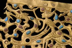 Antieke juwelen stock fotografie