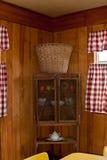 Antieke kast Stock Fotografie