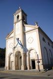 Antieke kerk Stock Afbeelding