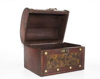 Antieke kist Royalty-vrije Stock Afbeelding