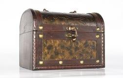 Antieke kist Stock Afbeelding