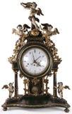 Antieke klok Royalty-vrije Stock Afbeeldingen