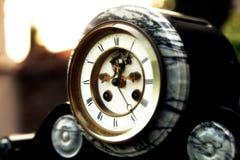 Antieke klok Stock Afbeelding