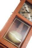 Antieke klok Royalty-vrije Stock Fotografie