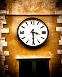 Antieke klokken Stock Afbeelding