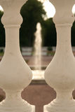 Antieke kolommen Stock Fotografie