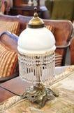 Antieke lamp stock foto's
