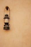 Antieke lantaarn in Doubai Stock Foto's