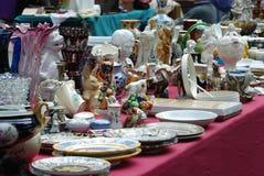 Antieke markt 4 Stock Fotografie
