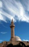 Antieke moskee in oude Akko Royalty-vrije Stock Fotografie