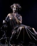Antieke muse Royalty-vrije Stock Fotografie