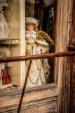 Antieke Opslag Royalty-vrije Stock Afbeelding