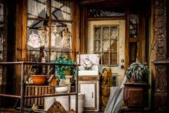 Antieke Opslag Royalty-vrije Stock Foto