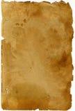 Antieke pagina Stock Fotografie