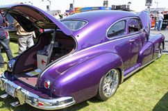 Antieke Pontiac-Auto Stock Foto
