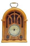 Antieke radio Royalty-vrije Stock Foto