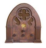 Antieke Radio Stock Afbeelding