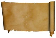 Antieke rol. stock illustratie