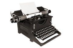 Antieke Schrijfmachine Royalty-vrije Stock Foto's
