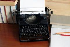 Antieke schrijfmachine Royalty-vrije Stock Afbeelding