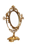 Antieke spiegel. Royalty-vrije Stock Fotografie