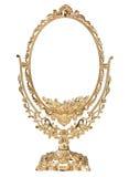 Antieke spiegel Royalty-vrije Stock Afbeelding