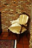 Antieke stoel Stock Foto's