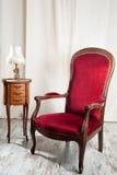 Antieke stoel Royalty-vrije Stock Fotografie