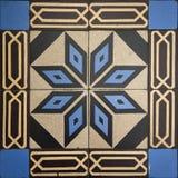 Antieke tegels Stock Foto's