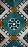 Antieke tegels royalty-vrije stock foto's
